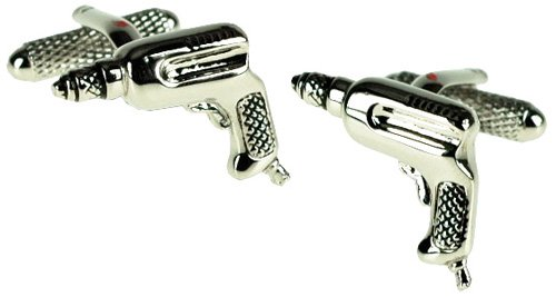 Drill Builders Tool Cufflinks