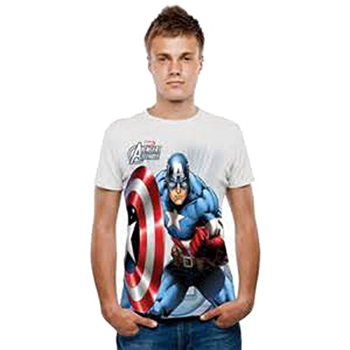Morphsuits Captain America Shirt (Captain America Morphsuit compare prices)