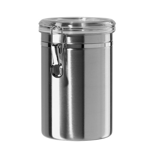 Oggi 60 Ounce Stainless Steel Airtight Canister With