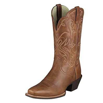 Ariat Womens Legend Boot, Russet Rebel, 6 B US