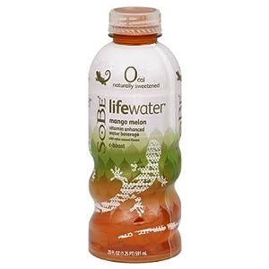 SoBe Lifewater C-Boost Mango Melon, 20 oz (Pack of 24)