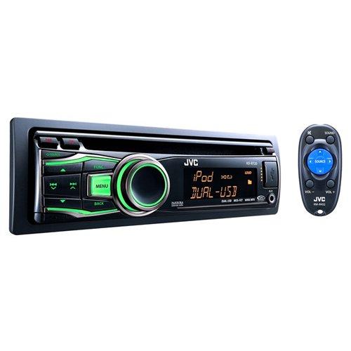 Jvc Kd-R720 Am/Fm/Cd/Mp3/Usb Receiver W/Pandora Internet Radio & Ipod & Iphone Control