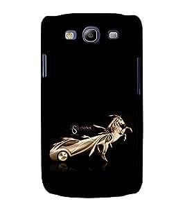 EPICCASE unicar Mobile Back Case Cover For Samsung Galaxy S3 (Designer Case)