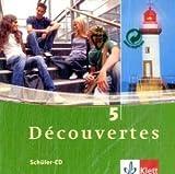 echange, troc  - Découvertes 5. Schüler-Audio-CD