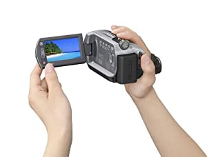 Sony DCR-SR82 1MP 60GB Hard Disk Drive Handycam Camcorder with 25x Optical Zoom (Handycam Station Included)