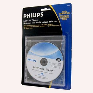 Amazon.com: PHILIPS LASER LENS CLEANER: Electronics