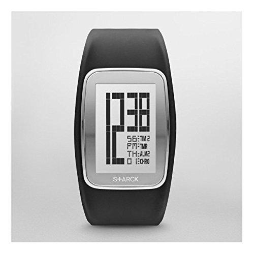 [フィリップスタルク] PHILIPPE STARCK デジタルディスプレイ腕時計 フランス腕時計 PH1120[並行輸入品]
