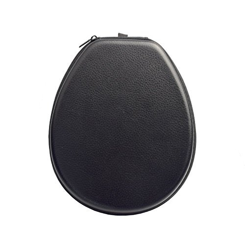 Click to buy stardrift New Black PU Leather Protective Box Carrying Bag for LG Electronics Tone+ HBS-730 HBS 700 750 800 900 700W LG Tone Infinim Sony SBH 70 80 Motorrola SF500 Wireless Bluetooth Headphone - From only $61.15