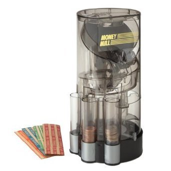 Money wrapper coin sorter free shipping new ebay - Coin sorting piggy bank ...