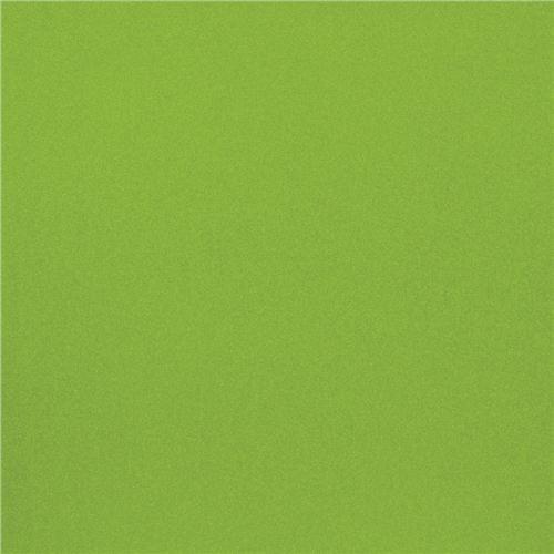 "Pow! 12"" x 12"" Glitter Cardstock Paper (Set of 20) Color: Cricket"