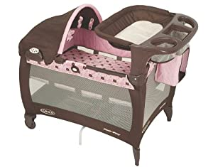 Amazon Com Graco Swept Frame Pack N Play Playard With