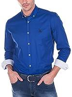 Giorgio Di Mare Camisa Hombre (Azul Oscuro)