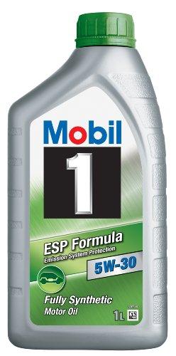 Mobil 1 ESP Formula 151054 5W30 Fully Synthetic Motor Oil 1L