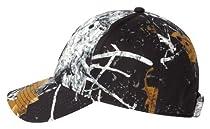 Outdoor Cap - Dominant DNA Camo Cap - GDC300 - Adjustable - Dominant DNA Black