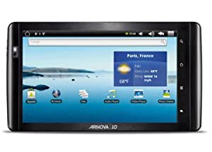 Archos Arnova 10 Home Tablet 8 GB (25,4 cm (10 Zoll) Touchscreen, Android 2,1, WiFi, USB 2.0)
