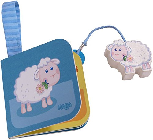 HABA My First Play World Farm, Sheep Buggy Book