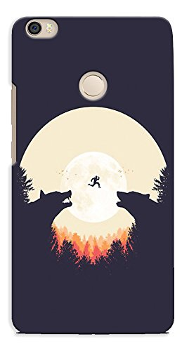 Kaira High Quality Printed Designer Back Case Cover For Xiaomi Mi Max(399)  available at amazon for Rs.199