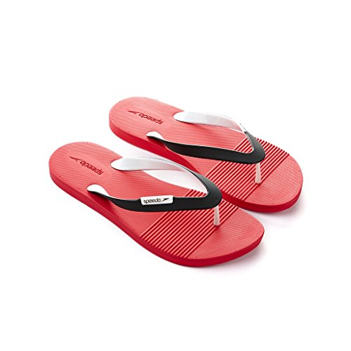 Speedo Saturate Ii Thg Am Scarpe, USA Red/Oxid Grey/White, 12 UK (47 IT)