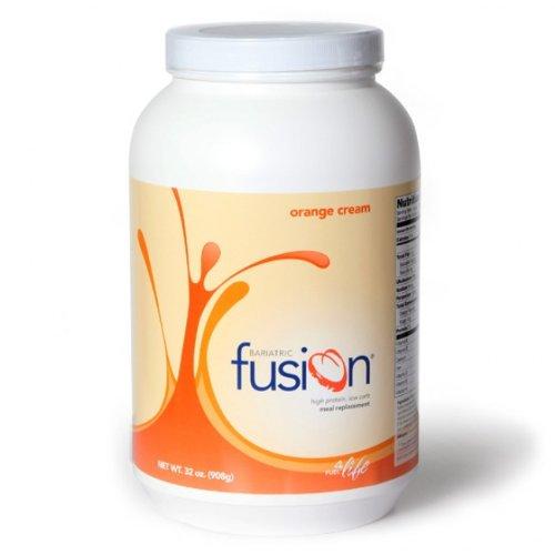 Bariatric Fusion Meal Replacement - Orange Cream (25 Servings)