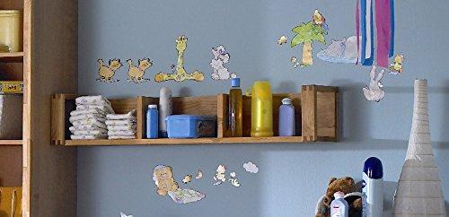 Firstloft 118-0200 Wandboard, Volo, Erle teilmassiv, 104 x 20 x 22 cm, 49 x 209 x 49 cm, geölt günstig kaufen