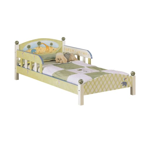Teamson Children's Bed - Alphabet