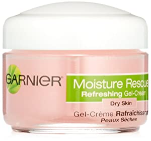Garnier Skincare Moisture Rescue Refreshing Gel-Cream for Dry Skin