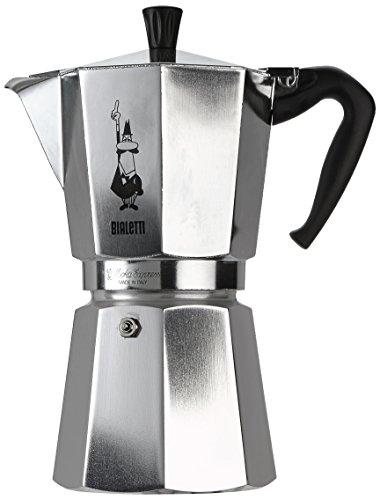 Moka Express 12 Tassen Espressokocher