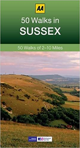 Sussex Walking Guidebook