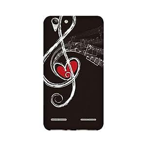 PrintRose Lenovo Vibe K5 Plus back cover - High Quality Designer Case and Covers for Lenovo Vibe K5 Plus music