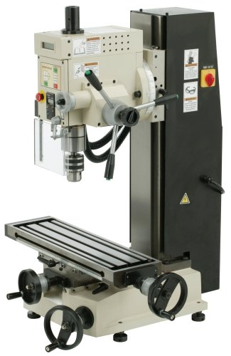 Images for SHOP FOX M1111 6-Inch by 21-Inch Mill and Drill