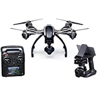 Yuneec Q500 4K Typhoon Quadcopter with CGO3-GB Camera + Steady Grip - Manufacturer Refurbished