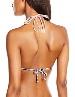 New Look Women's Macrame Apex Bikini Top