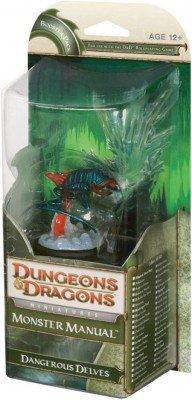 Bladerager Troll Monster Monster Manual Dangerous Delves Dungeons & Dragons Miniatures Booster Pack