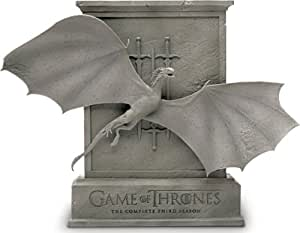 Game of Thrones - Season 3 Limited Edition Dragon Packaging [Blu-ray] [2014] [Region Free]