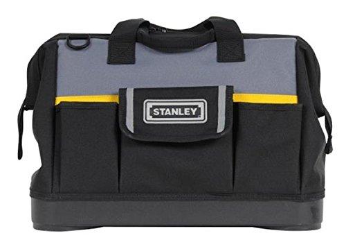"""Stanley 1-96-183 Borsa Porta Utensili, 16"""", Nero"""