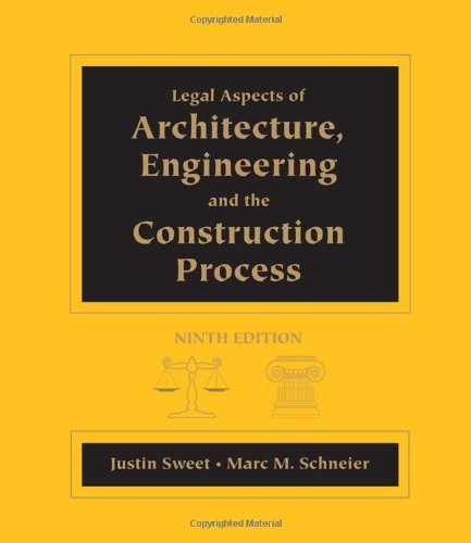 Legal Aspects of Architecture, Engineering and the...