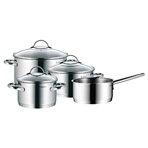 Best Cookware Set - WMF Provence Plus 7-Piece Cookware Set Review