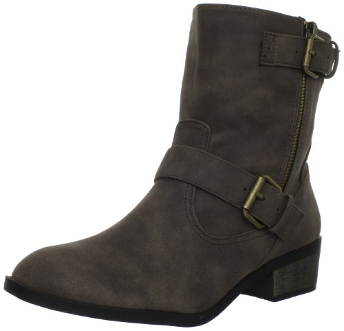 Chinese Laundry Women'S Riding Hood Ankle Boot,Taupe,9 M Us