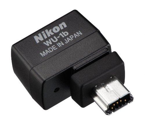 Nikon ワイヤレスモバイルアダプター WU-1B
