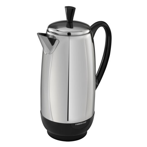 Best Price Farberware PK1200SS 12-Cup Coffee Percolator