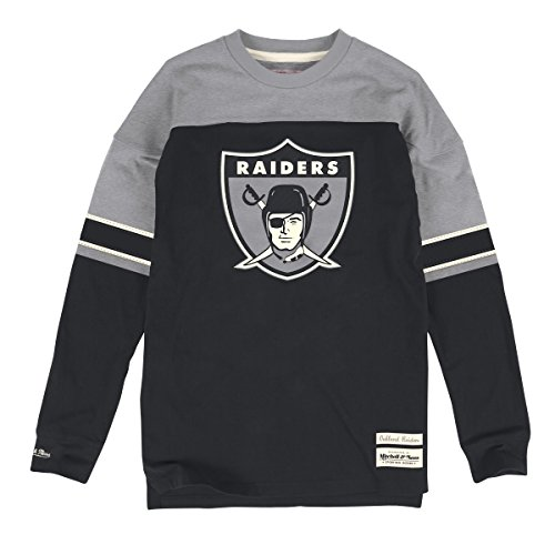Raiders Mitchell and Ness Shirt, Oakland Raiders Mitchell and Ness ...
