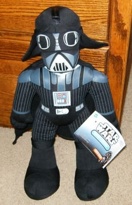 Star Wars Darth Vader Electronic Battle Buddies Plush Figure