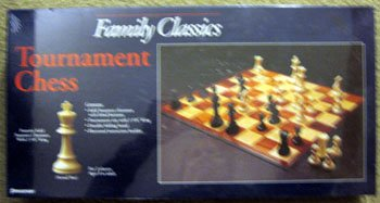Family Classics Tournament Chess - 1