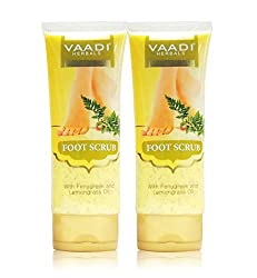 Vaadi VP2 Foot Scrub 110gm