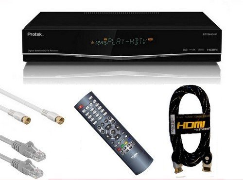 Protek 9770 HD IP digital HDTV