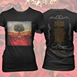 Opeth Heritage Tour Women's Fitted T-shirt