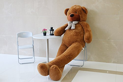 Joyfay-91-Giant-Teddy-Bear-Dark-Brown