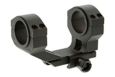 Primary Arms AR15 Basic Scope Mount, Black by Primary Arms