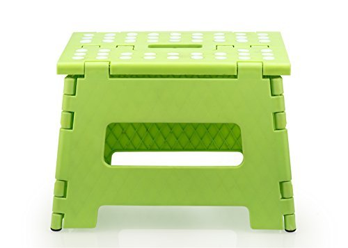 Stepsafe 174 High Quality Non Slip Folding Step Stool For