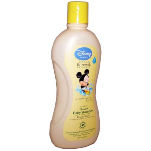 Disney Baby Daily Renewal Naturals Baby Shampoo